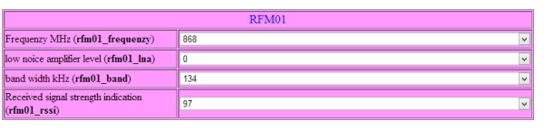 ImpostazioniRFM01
