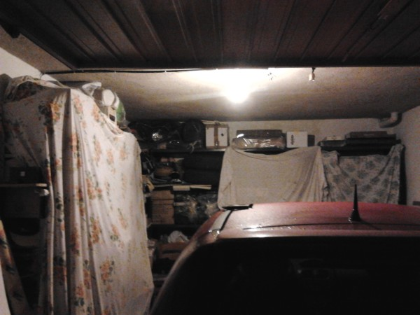 Ilampidigenio illuminazione garage senza corrente